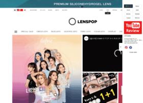 Lenspop.net thumbnail