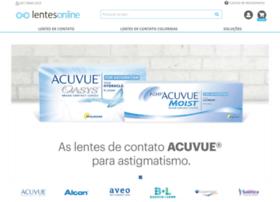 Lentesonline.com.br thumbnail