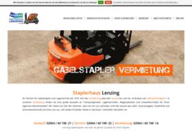 Lenzing-stapler.de thumbnail