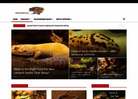 Leopardgeckocare.net thumbnail