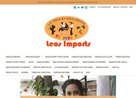 Leosimports.com thumbnail