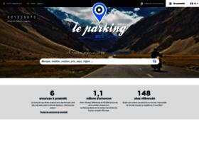 Leparking-moto.fr thumbnail