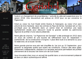 Lepigeonnierdegariabal.fr thumbnail