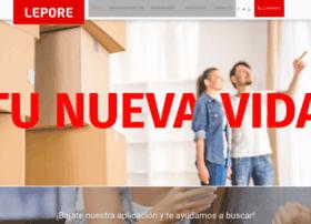 Leporepropiedades.com.ar thumbnail