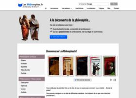 Les-philosophes.fr thumbnail