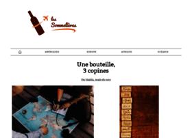 Les-sommelieres.fr thumbnail