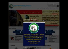 Lesco.gov.pk thumbnail