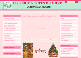 Lescrematistesdunord.fr thumbnail