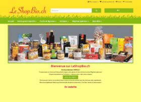 Leshopbio.ch thumbnail