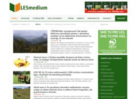 Lesmedium.sk thumbnail