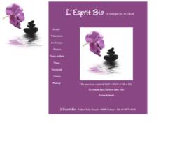 Lesprit-bio.fr thumbnail