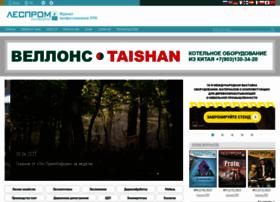 Lesprominform.ru thumbnail