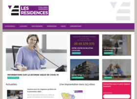 Lesresidences.fr thumbnail
