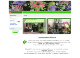 Lesvendredisfleuris.fr thumbnail