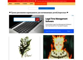 Lesyadraw.ru thumbnail