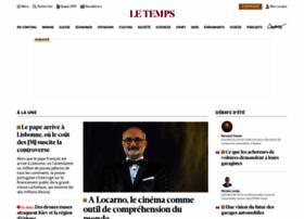 Letemps.ch thumbnail