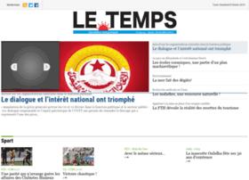 Letemps.com.tn thumbnail