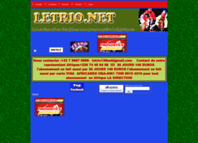 Letrio.net thumbnail