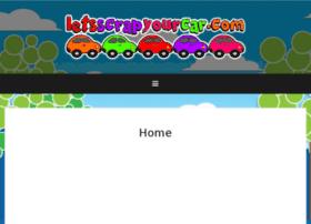 Letsscrapyourcar.com thumbnail