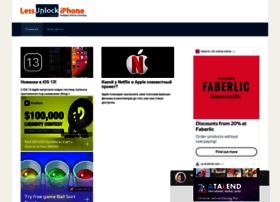 Letsunlockiphone.ru thumbnail