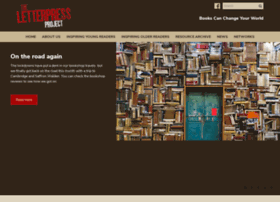 Letterpressproject.co.uk thumbnail