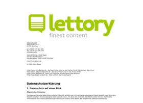 Lettory.de thumbnail