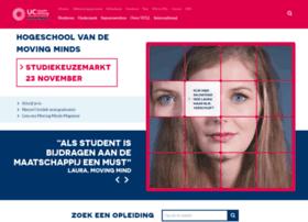 Leuvenuniversitycollege.be thumbnail