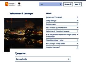 Levanger.kommune.no thumbnail