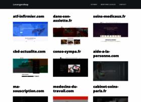 Levergershop.fr thumbnail