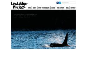 Leviathanproject.us thumbnail