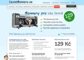 Levnebannery.cz thumbnail