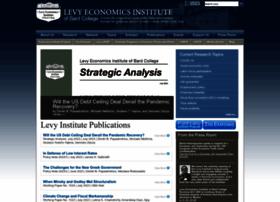 Levyinstitute.org thumbnail