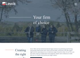 Lewislawyers.co.nz thumbnail