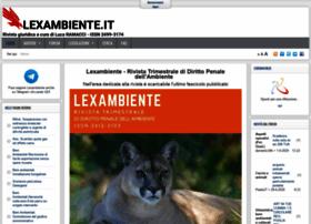 Lexambiente.it thumbnail