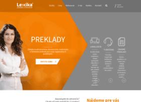 Lexika.sk thumbnail