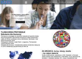 Lexis.edu.pl thumbnail