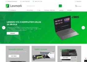 Lexmarksklep.pl thumbnail