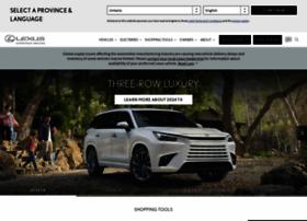 Lexus.ca thumbnail