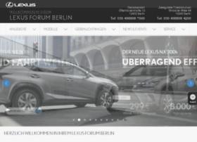 Lexusforum-berlin-mitte.de thumbnail