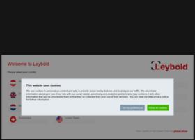 Leyboldproducts.uk thumbnail
