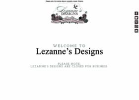 Lezannesdesigns.co.za thumbnail