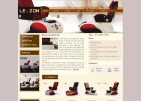 Lezonspa.com thumbnail