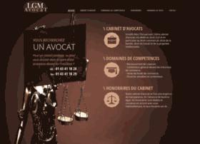 Lgmavocat.fr thumbnail