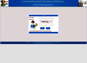 Lgredressal.py.gov.in thumbnail