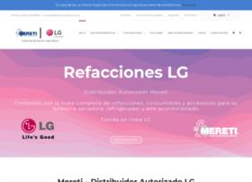 Lgrefacciones.com.mx thumbnail