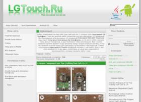 Lgtouch.ru thumbnail