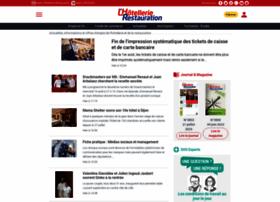 Lhotellerie-restauration.fr thumbnail