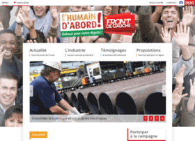 Lhumaindabord.fr thumbnail