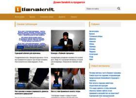 Lianaknit.ru thumbnail