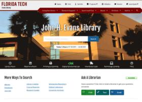Lib.fit.edu thumbnail